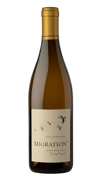 2018 Migration Santa Maria Valley Chardonnay Dierberg Vineyard