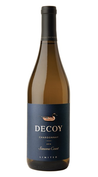 2019 Decoy Limited Sonoma Coast Chardonnay