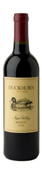 2009 Duckhorn Vineyards Napa Valley Merlot 375ml