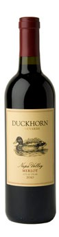 2010 Duckhorn Vineyards Atlas Peak Napa Valley Merlot