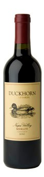 2010 Duckhorn Vineyards Carneros Napa Valley Merlot
