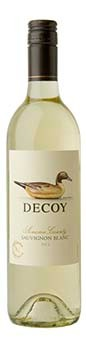 2015 Decoy Sonoma County Sauvignon Blanc