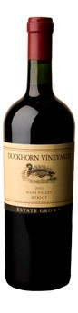 2005 Duckhorn Vineyards Estate Grown Merlot