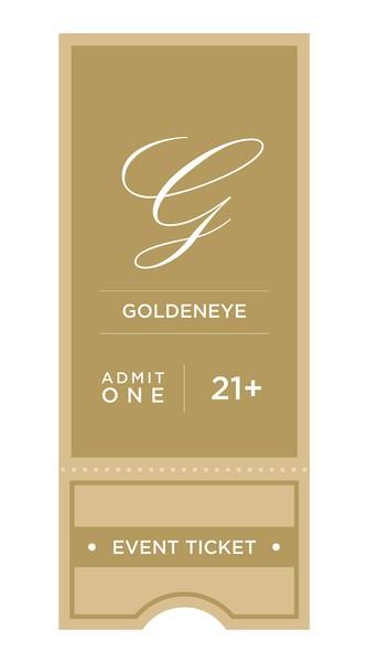 Goldeneye Release Event
