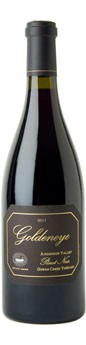 2011 Goldeneye Anderson Valley Pinot Noir Gowan Creek Vineyard