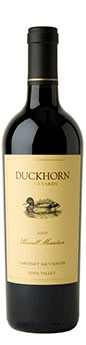2010 Duckhorn Vineyards Howell Mountain Cabernet Sauvignon