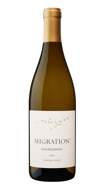 2019 Migration Sonoma Coast Chardonnay