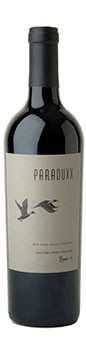 2012 Paraduxx Napa Valley Red Wine Rector Creek Vineyard - Block 4