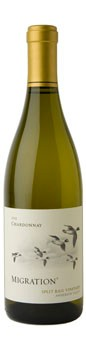 2012 Migration Anderson Valley Chardonnay Split Rail Vineyard