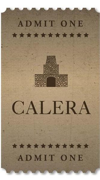 Calera Virtual Tasting Ticket