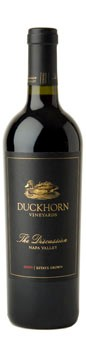 2009 Duckhorn Vineyards The Discussion Estate Grown Napa Valley Red Wine