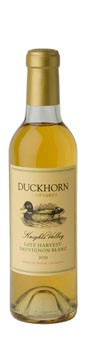 2011 Duckhorn Vineyards Knights Valley Late Harvest Sauvignon Blanc