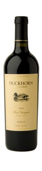 2009 Duckhorn Vineyards Estate Grown Stout Vineyard Merlot