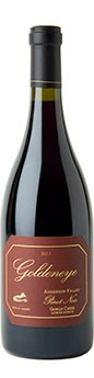 2011 Goldeneye Anderson Valley Pinot Noir Gowan Creek Vineyard - Lower Bench