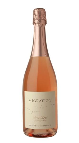 Migration Brut Rosé Sparkling Wine