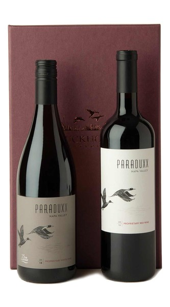 Paraduxx Red & White Gift Set