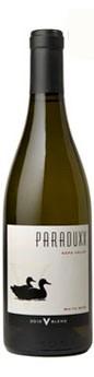 2010 Paraduxx V Blend Napa Valley White Wine