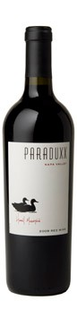 2010 Paraduxx Howell Mountain Napa Valley Red Wine Image