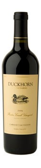 2010 Duckhorn Vineyards Napa Valley Cabernet Sauvignon Rector Creek Vineyard