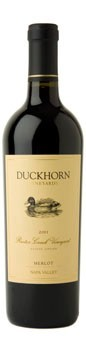 2012 Duckhorn Vineyards Napa Valley Merlot Rector Creek Vineyard