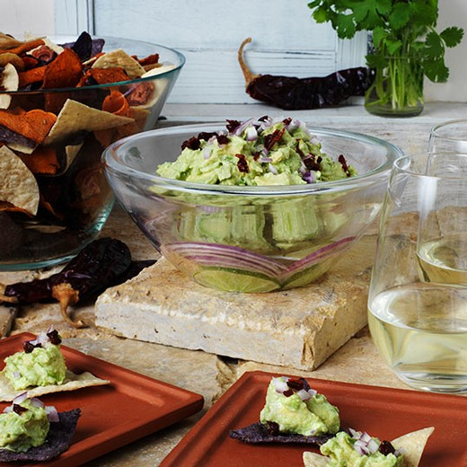 Chipotle Lime Guacamole